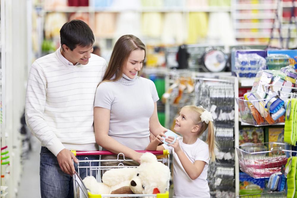 Правила поведения в магазине
