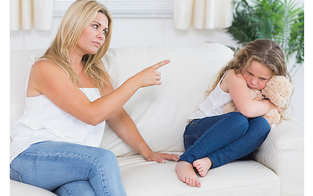 Токсичная мама. Типы токсичных матерей.