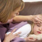 Часто болеющий ребёнок, что делать?