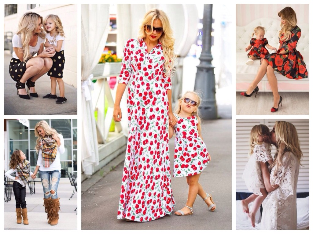 Воспитываем в девочке чувство стиля и красоты